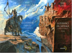 Le livre de Cendres 1 et 2