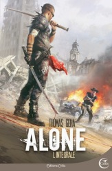 Roman SF Alone Integrale Thomas Geha