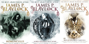 James-Blaylock-Books